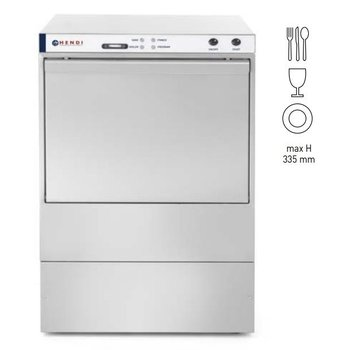 Voorlader Vaatwasser K50 - 50x50cm - Invoerhoogte 33,5cm
