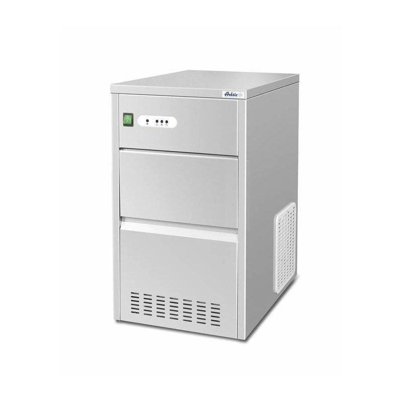Hendi IJsblokjesmachine Kitchen Line | holle ijsblokjes | 26kg/24u | 7kg bunker