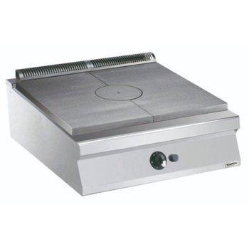 Kookplaatunit Pro Line | Gas | (H)25x(B)80x(D)90