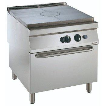 Kookplaatunit Pro Line met gasoven | Gas | (H)85x(B)80x(D)90