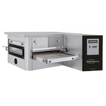 Lopende band oven | tot 30 pizza's per uur | 7,8kW | exclusief onderstel