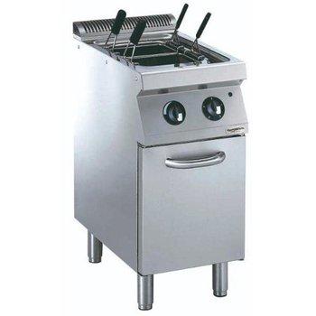 Elektrische Pasta koker | 25 Liter | 6kW | (H)85x(B)40x(D)70