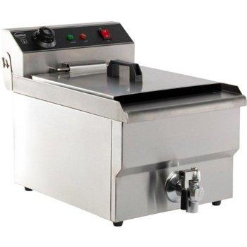 Elektrische friteuse | Tafelmodel | 8 liter | 3,3kW