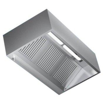 Afzuigkap doosmodel | Met verlichting | Zonder motor | (B)120x(D)110(H)45