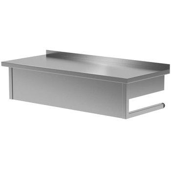 Werkblad met muurbevestiging | Breedte 400-1900mm | Diepte 600-700mm | 32 opties