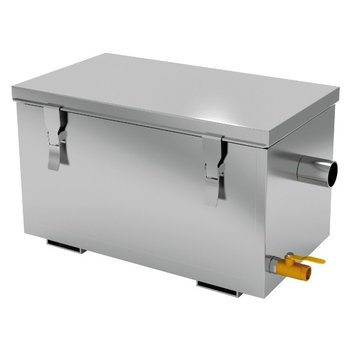 Vetafscheider | 30-60 of 180 liter | 3 varianten