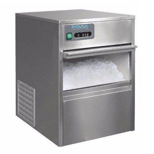 Polar IJsblokjesmachine Polar   holle ijsblokjes   20kg/24u   4kg bunker