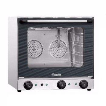 Heteluchtoven - AT120 - met grill en vochtinjectie - 4x 438x315mm