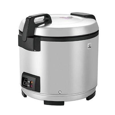 Rijstkoker professional - JNO B36W - 3.6kg rijst - 8,5L inhoud