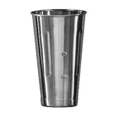 Extra RVS beker 710ml - voor Roband milkshake mixer