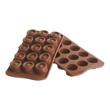 Chocolade vorm Vertigo