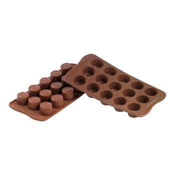 Chocolade vorm Praline