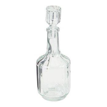 Olie of azijn flesje glas