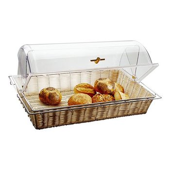 Deksel rollend voor brood / bestek mand 1/1GN