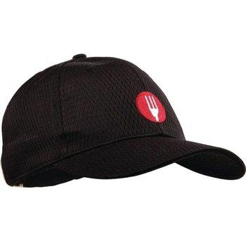 Cool Vent Baseball cap zwart - universele maat