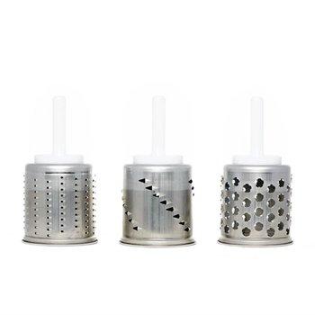 Set van 3 kegels voor schaaf/rasp voor KitchenAid keukenmachines