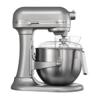 KitchenAid Professionele keukenmixer met schenkscherm - zilver metalic - 6,9 liter