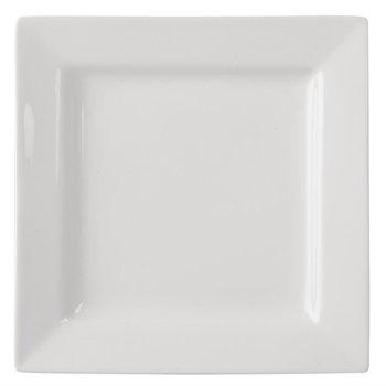 Vierkante borden Lumina porselein   Per 6 stuks   17x17cm