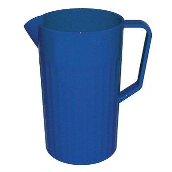 Schenkkan polycarbonaat blauw | 1,4 liter