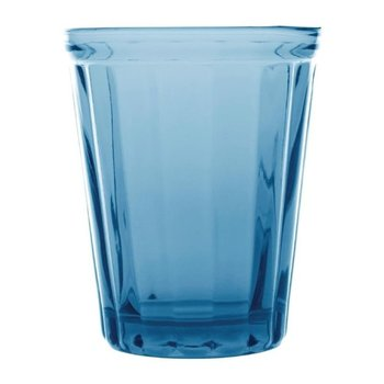 Tumbler glazen blauw - Per 6 stuks - 26cl
