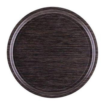Dienblad rond - woody - Ø45cm