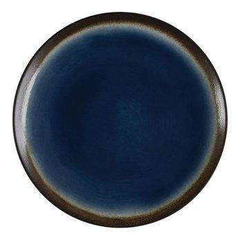Tapas coupe bord Ø25,5cm - Olympia Nomi - blauw - per 4 stuks