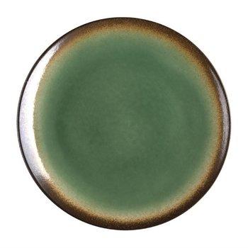 Tapas coupe bord Ø25,5cm - Olympia Nomi - groen - per 4 stuks