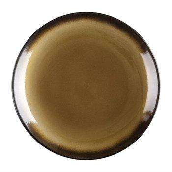 Tapas coupe bord Ø25,5cm - Olympia Nomi - geel - per 4 stuks