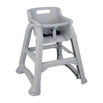 Stapelbare kinderstoel - grijs