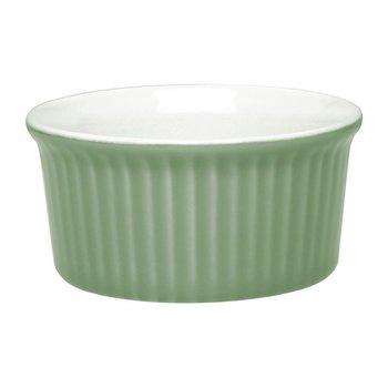 Ramekin - sterk porselein - 9cm - groen - per 12 stuks