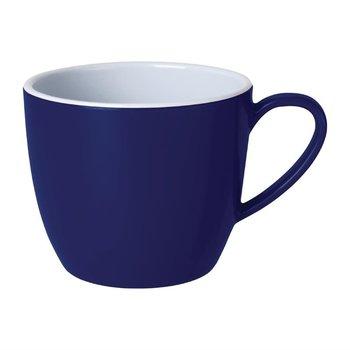 Melamine mokken blauw - per 6 stuks - 28,5cl