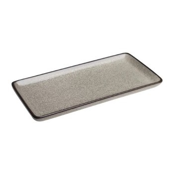 Rechthoekig bord 33,5x16cm - Olympia Mineral - steen look - per 4 stuks