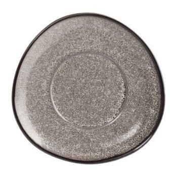 Schotel voor kop 30cl - Olympia Mineral - steen look - per 6 stuks