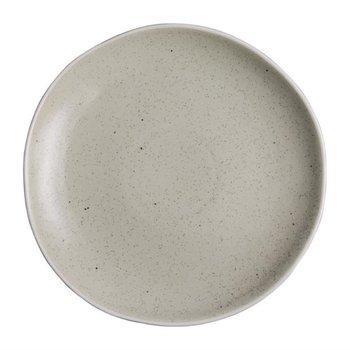 Bord Chia porselein zand | Per 6 stuks | Ø27cm