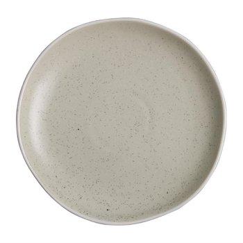 Bord Chia porselein zand   Per 6 stuks   Ø20,5cm