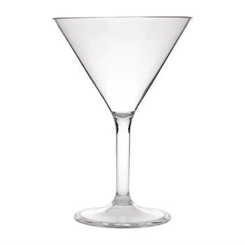 Polycarbonaat martiniglazen - 30cl - 12 stuks