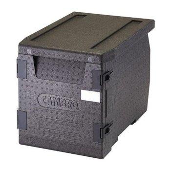 Geïsoleerde voedselcontainer 60 liter Cambro - 3x 1/1GN 100mm