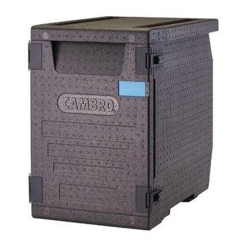 Geïsoleerde voedselcontainer 86 liter Cambro - 4x 1/1GN 100mm