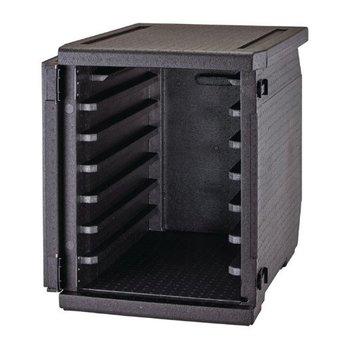 Geïsoleerde voedselcontainer 126 liter met 6 rails Cambro - 60x40