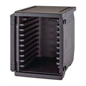 Geïsoleerde voedselcontainer 126 liter met 9 rails Cambro - 60x40