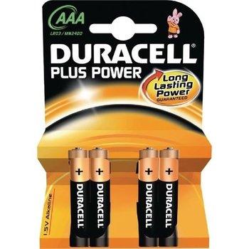 Batterijen Duracelll AAA - 4 stuks