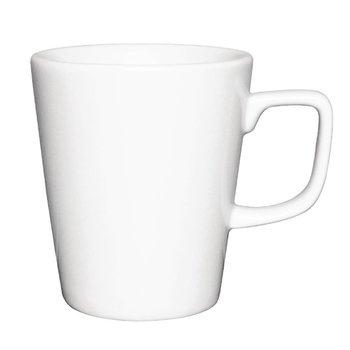 Latte mok porselein Athena - 28,5cl - per 12 stuks