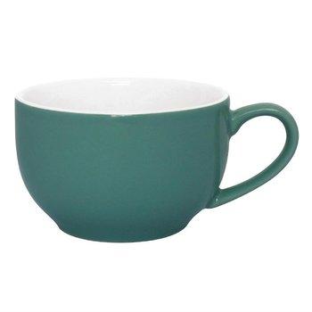 Koffiekop Olympia Café porselein - aqua - 12 stuks - 23cl