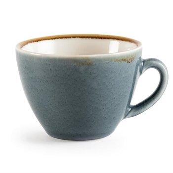 Koffiekopje 23cl - Olympia Kiln - blauw - per 6 stuks