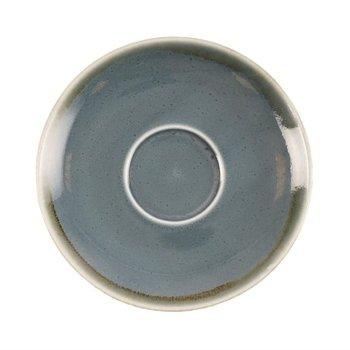 Schoteltje voor koffie 14cm - Olympia Kiln - blauw - per 6 stuks