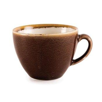 Koffiekopje 23cl - Olympia Kiln - bruin - per 6 stuks