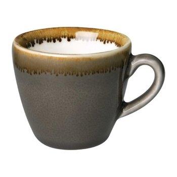 Espressokopje 8,5cl - Olympia Kiln - grijs - per 6 stuks