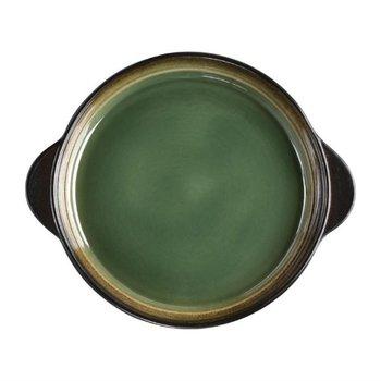 Ronde tapas schaal Ø19cm - Olympia Nomi - groen - per 6 stuks