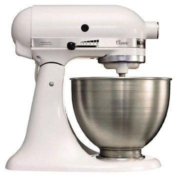 KitchenAid K45 keukenmachine - wit - 4,28 liter