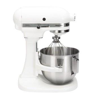 KitchenAid K5 keukenmachine - wit - 4,8 liter